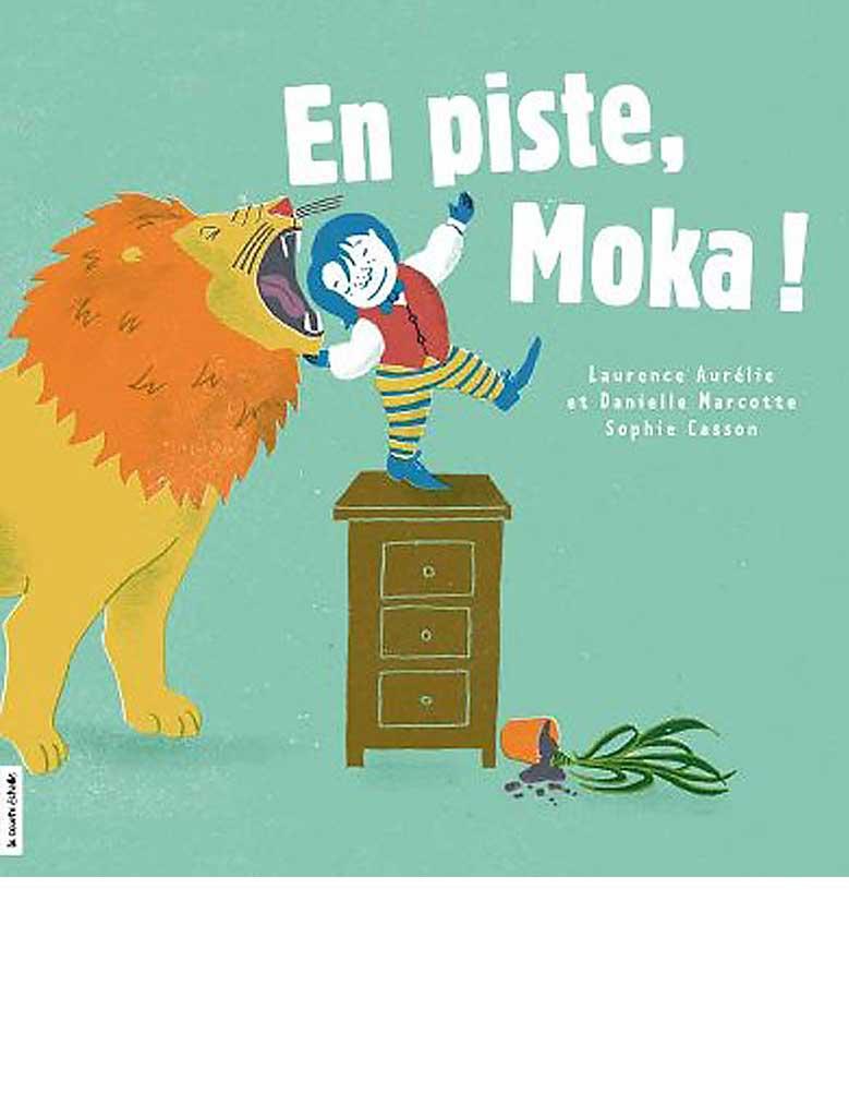 En piste, Moka!